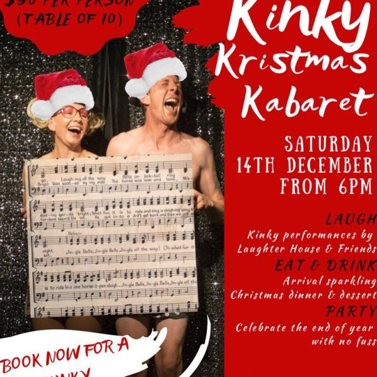 Kiama's Kinky Kristmas Kabaret