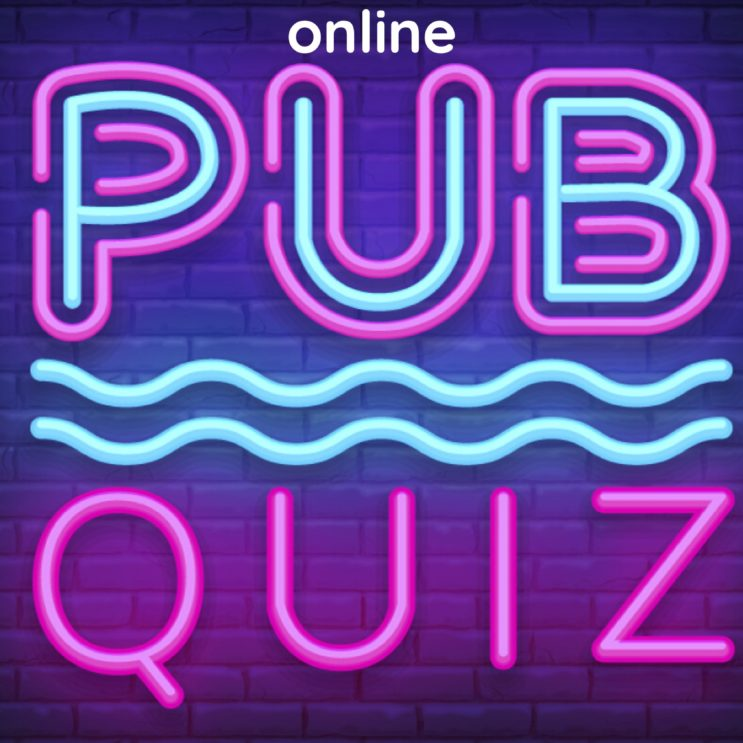 "Kiki & Pascal's ""Online"" Pub Quiz"